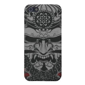 Caso de Iphone 4 del samurai iPhone 5 Coberturas