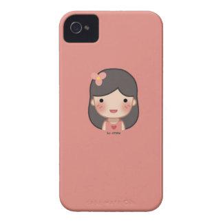 Caso de Iphone 4/S del muchacho de la HJ-Historia iPhone 4 Case-Mate Funda