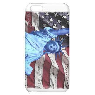 Caso de IPhone 4 Verizon:  Bandera