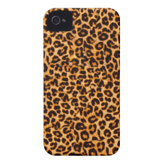 Caso de Iphone 4S del estampado leopardo Carcasa Para iPhone 4 De Case-Mate