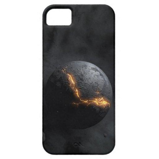 Caso de Iphone 5/5S de la tierra arrasada iPhone 5 Case-Mate Cárcasas