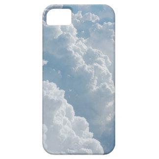 Caso de Iphone 5/5S de las nubes iPhone 5 Protector