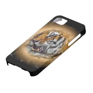 Caso de Iphone 5/5S del ~ de Tigerz iPhone 5 Fundas