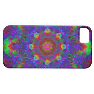 Caso de IPhone 5/5s del diseño de Kaliedescope iPhone 5 Carcasa