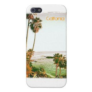Caso de IPhone 5/5S del estilo de California iPhone 5 Fundas