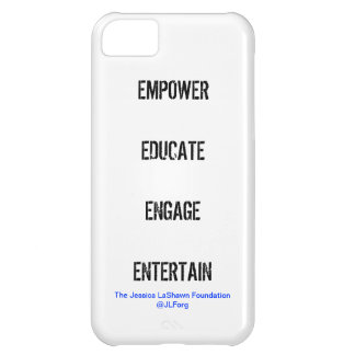 Caso de Iphone 5/5s del lema Funda Para iPhone 5C