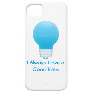 """Caso de IPhone 5/5S """"tengo siempre una buena iPhone 5 Carcasa"""
