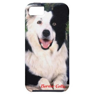 Caso de Iphone 5 - border collie iPhone 5 Carcasa