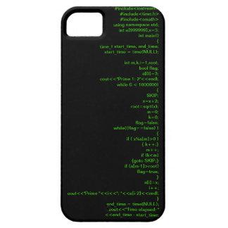 Caso de Iphone 5 - búsqueda del número primero Funda Para iPhone 5 Barely There