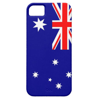 Caso de IPhone 5 con la bandera de Australia iPhone 5 Case-Mate Coberturas