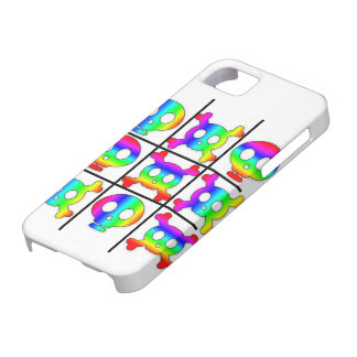 Caso de Iphone 5 de la aflicción de Tic Tac iPhone 5 Case-Mate Carcasa