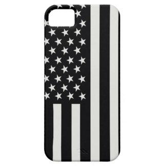 Caso de Iphone 5 de la bandera del IR iPhone 5 Fundas