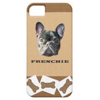 Caso de Iphone 5 de la galleta de perro de iPhone 5 Funda
