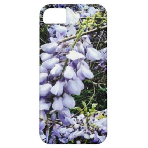 Caso de IPhone 5 de la lila iPhone 5 Cárcasa