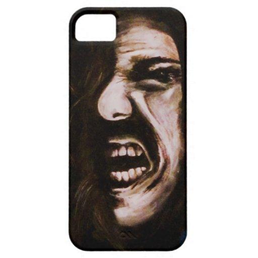 """Caso de Iphone 5 de la """"locura"""" iPhone 5 Fundas"""