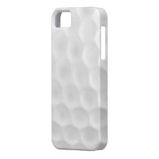 Caso de Iphone 5 de la pelota de golf Funda Para iPhone 5 Barely There