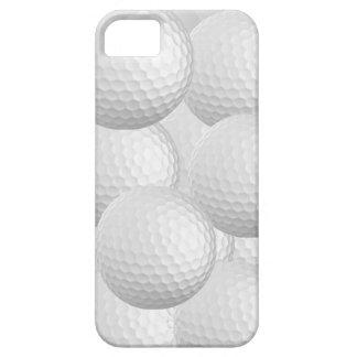Caso de Iphone 5 de la pelota de golf iPhone 5 Funda