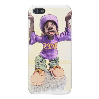 Caso de IPhone 5 de la phi de Omega PSI iPhone 5 Funda