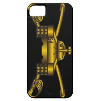 Caso de IPhone 5 de la rama de la armadura iPhone 5 Funda
