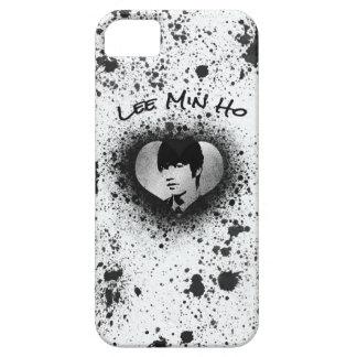Caso de Iphone 5 de la salpicadura del corazón del iPhone 5 Case-Mate Cárcasa