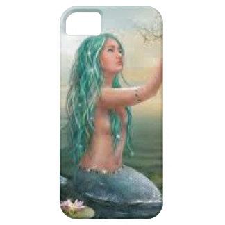 Caso de Iphone 5 de la sirena iPhone 5 Fundas