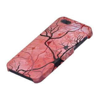 Caso de Iphone 5 de las neuronas iPhone 5 Fundas