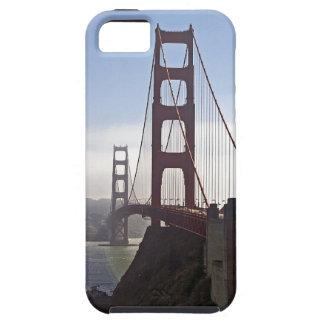Caso de Iphone 5 de puente Golden Gate iPhone 5 Fundas