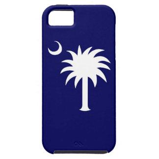 Caso de Iphone 5 del árbol del Palmetto del SC iPhone 5 Case-Mate Funda