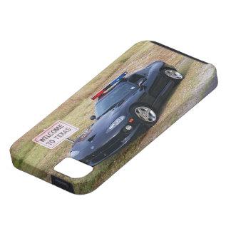 Caso de Iphone 5 del coche patrulla de la policía iPhone 5 Carcasa