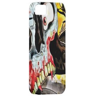 Caso de Iphone 5 del cráneo del vampiro iPhone 5 Carcasas