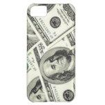 Caso de Iphone 5 del dinero
