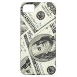 Caso de Iphone 5 del dinero iPhone 5 Funda