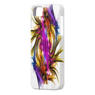 Caso de IPhone 5 del estilo del baile del color iPhone 5 Fundas
