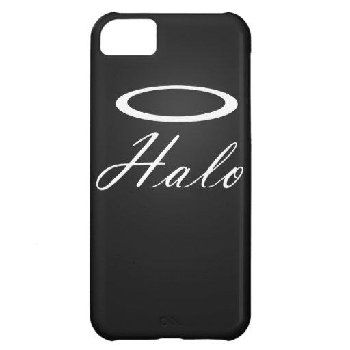 Caso de Iphone 5 del halo Funda Para iPhone 5C