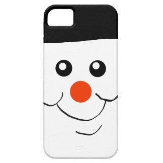 Caso de Iphone 5 del hombre de la nieve Funda Para iPhone SE/5/5s