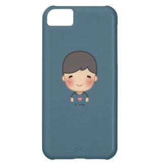 Caso de Iphone 5 del muchacho de la HJ-Historia Funda Para iPhone 5C
