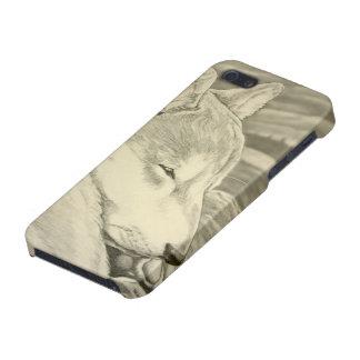 Caso de Iphone 5 del perro de Shiba Inu del caso d iPhone 5 Funda