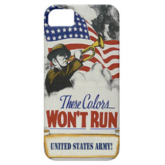 Caso de IPhone 5 del poster del Ejército del EE. iPhone 5 Fundas