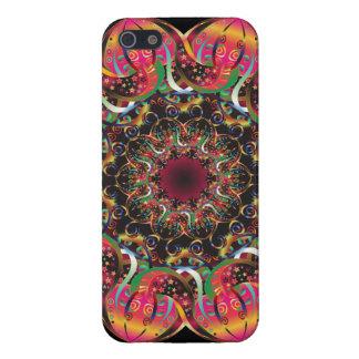 Caso de Iphone 5 del rosa del coche de la calabaza iPhone 5 Cárcasa
