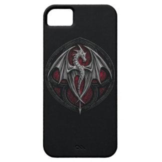 Caso de IPhone 5 del sello del dragón iPhone 5 Case-Mate Fundas