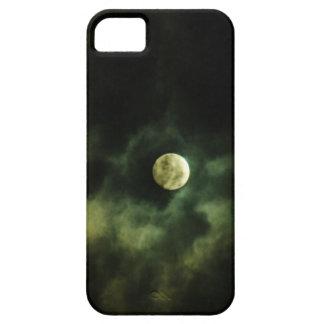 Caso de IPhone 5 del tiro de luna iPhone 5 Carcasa