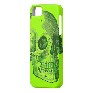 Caso de IPhone 5 del tiro del cráneo iPhone 5 Carcasa
