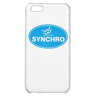 CASO de IPHONE 5 - natación sincronizada - icono