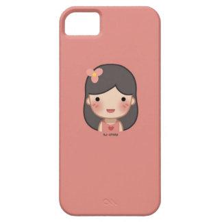 Caso de Iphone 5/S del muchacho de la HJ-Historia iPhone 5 Carcasas