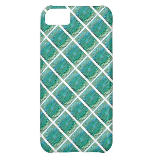"Caso de Iphone 5 ""verde """
