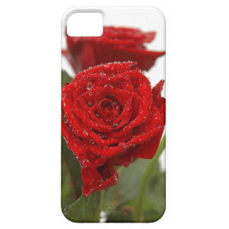 Caso de Iphone 5S del rosa rojo Funda Para iPhone SE/5/5s
