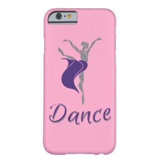 Caso de IPhone 6 de la danza de Alou Funda De iPhone 6 Barely There