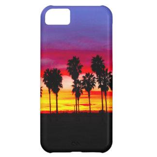 Caso de Iphone 6 de las palmeras de la playa de