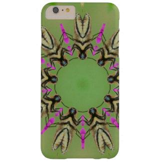 Caso de IPhone 6 del abejorro del caleidoscopio Funda Barely There iPhone 6 Plus