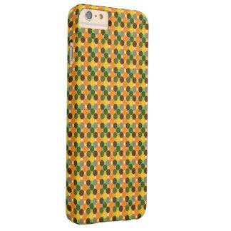 Caso de Iphone de la apariencia vintage Funda Barely There iPhone 6 Plus